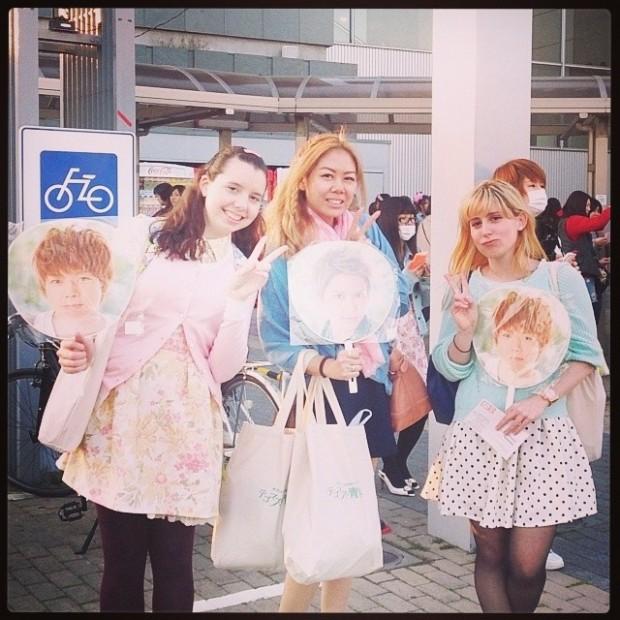 Tegomassu no Seishun - Fukuoka